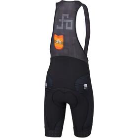 Sportful Sagan Stars Bodyfit Classic Bib Shorts Herr grey